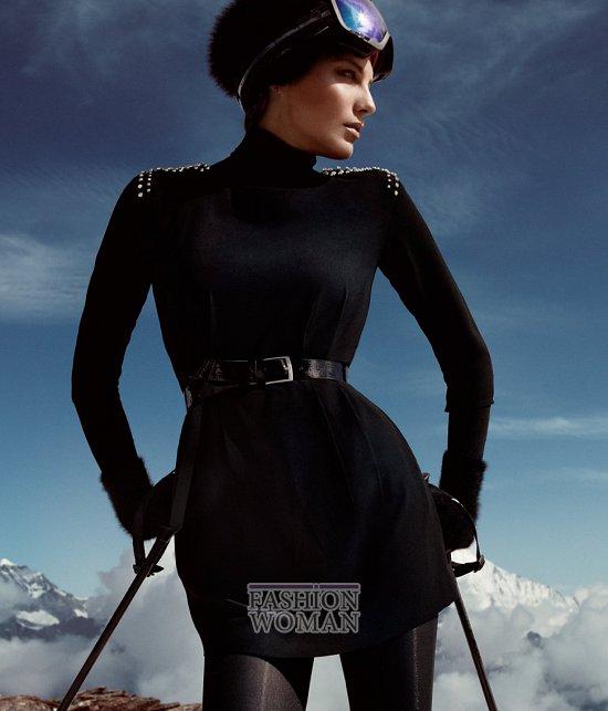 Рекламная кампания зимней коллекции H фото №5