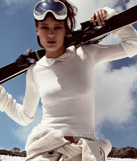 Зимняя одежда от H&M