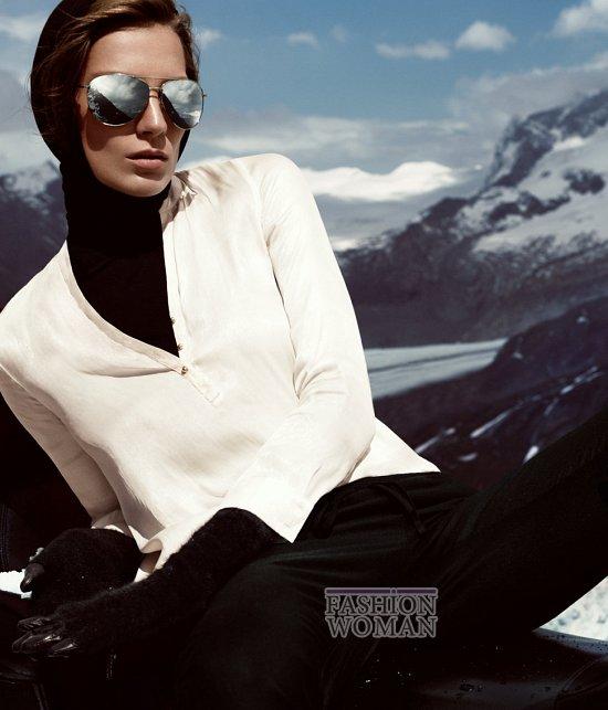 Рекламная кампания зимней коллекции H фото №7