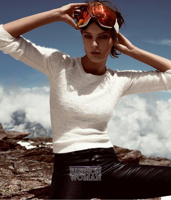Рекламная кампания зимней коллекции H фото №10