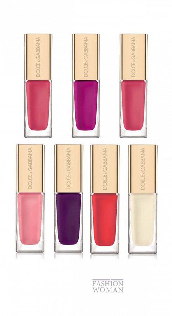Коллекции лаков для ногтей Dolce&Gabbana