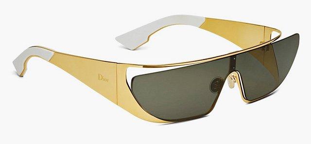Рианна в рекламной кампании солнцезащитных очков Dior  фото №6