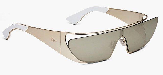 Рианна в рекламной кампании солнцезащитных очков Dior  фото №7