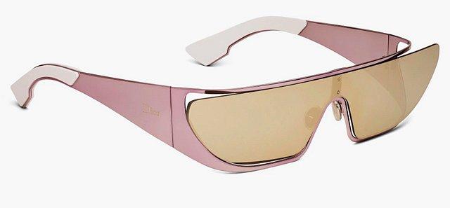 Рианна в рекламной кампании солнцезащитных очков Dior  фото №9