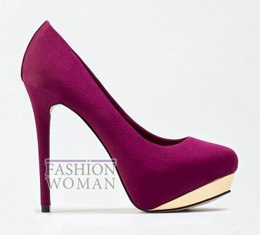 Туфли на высоком каблуке Bershka