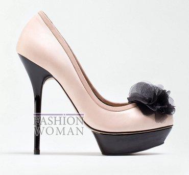 Вчерняя обувь Bershka