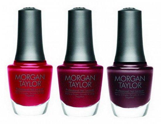 Рождественская коллекция лаков для ногтей Morgan Taylor Gifted with Style фото №2