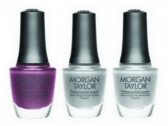 Рождественская коллекция лаков для ногтей Morgan Taylor Gifted with Style фото №3