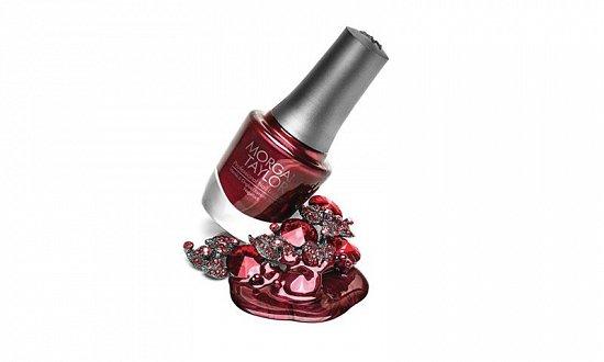 Рождественская коллекция лаков для ногтей Morgan Taylor Gifted with Style фото №5