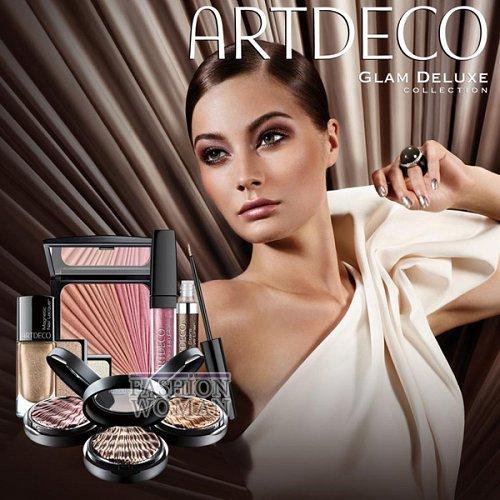 Рождественская коллекция макияжа Artdeco Glam Deluxe фото №13
