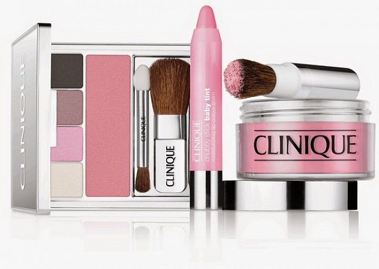 Рождественская коллекция макияжа Clinique The Nutcracker Suite Collection Holiday 2014 фото №1