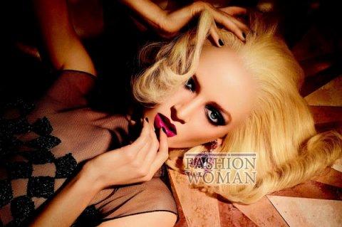 Рождественская коллекция макияжа Dior Golden Winter Holiday 2013