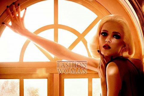 Рождественская коллекция макияжа Dior Golden Winter Holiday 2013 фото №16