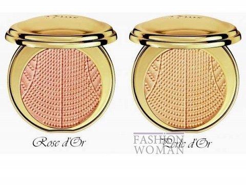 Рождественская коллекция макияжа Dior Golden Winter Holiday 2013 фото №3