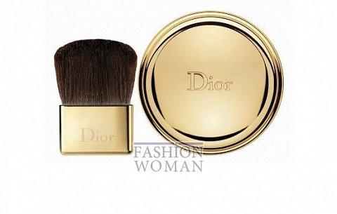 Рождественская коллекция макияжа Dior Golden Winter Holiday 2013 фото №4