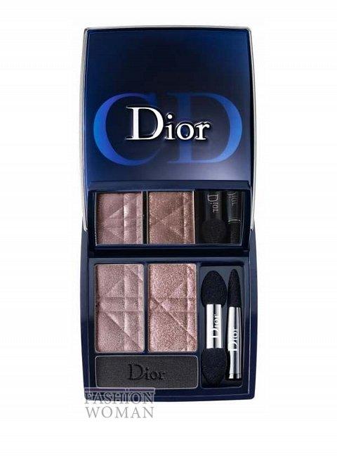 Рождественская коллекция макияжа Dior Golden Winter Holiday 2013 фото №7