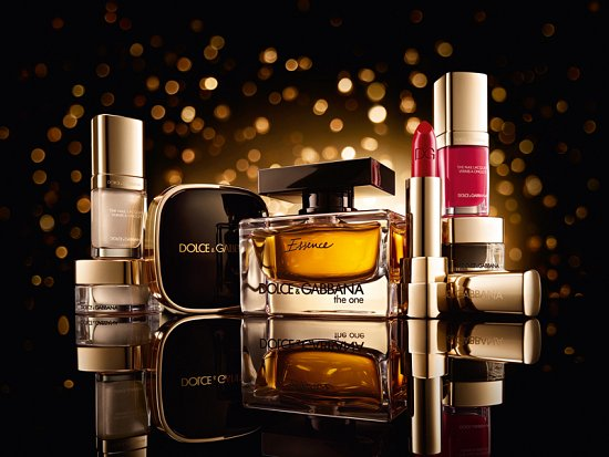 Dolce & Gabbana The Essence Collection Holiday 2015