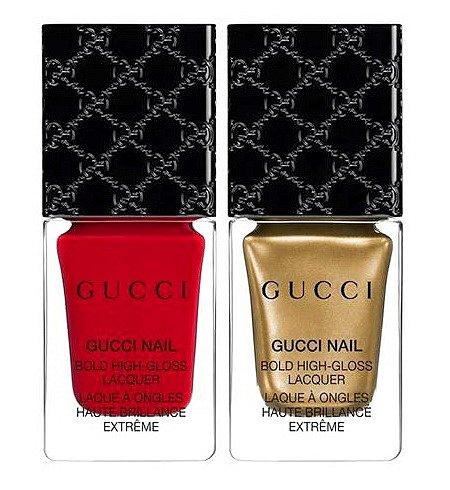 Рождественская коллекция макияжа Gucci 2017 фото №8