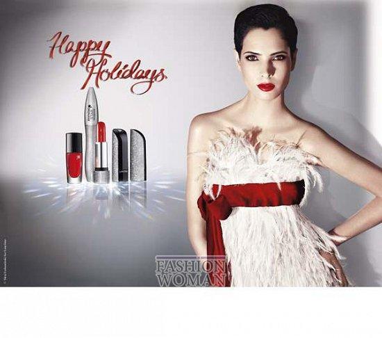 Рождественская коллекция макияжа Lancome Happy Holidays Christmas 2013