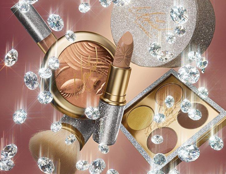 Рождественская коллекция макияжа MAC Mariah Carey  фото №1