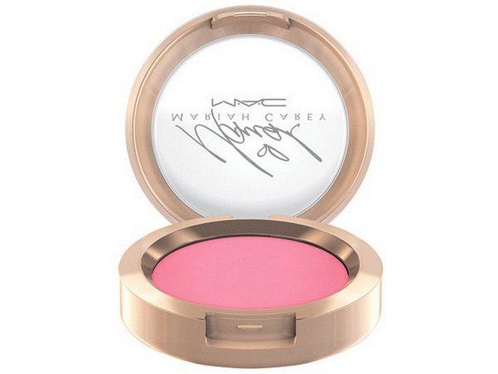 Рождественская коллекция макияжа MAC Mariah Carey  фото №4