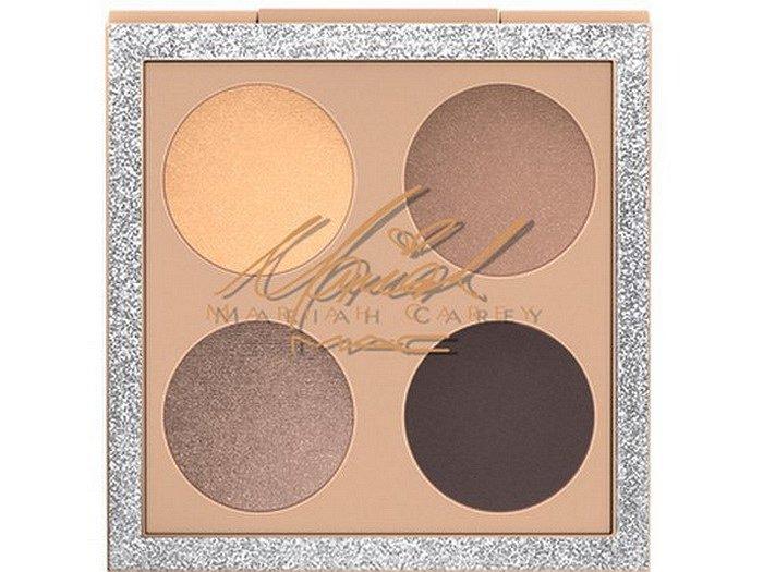 Рождественская коллекция макияжа MAC Mariah Carey  фото №2