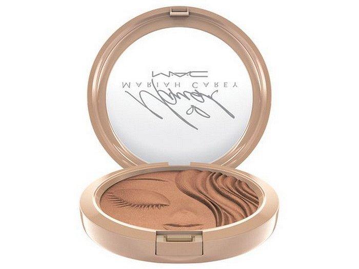 Рождественская коллекция макияжа MAC Mariah Carey  фото №3