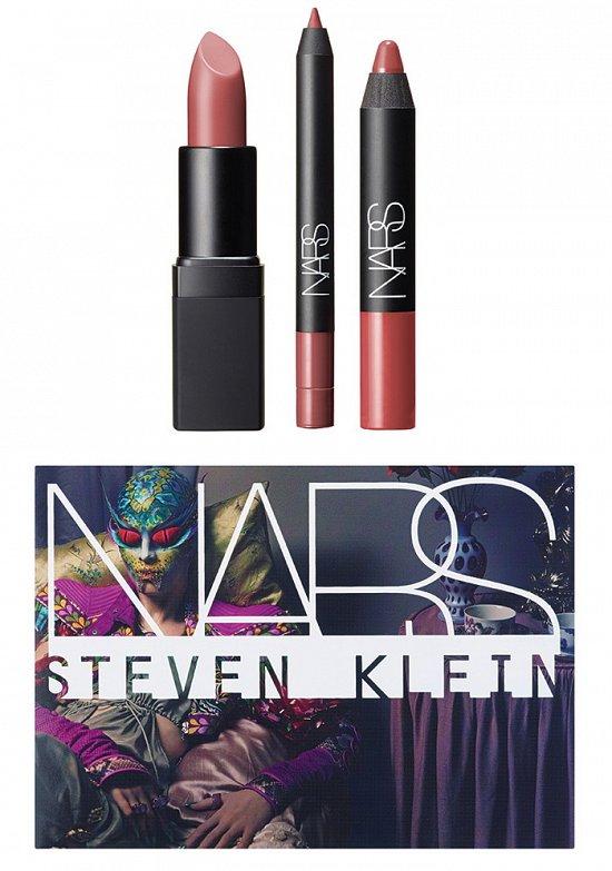 Рождественская коллекция макияжа Nars Steven Klein фото №12