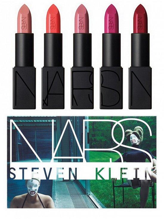 Рождественская коллекция макияжа Nars Steven Klein фото №13