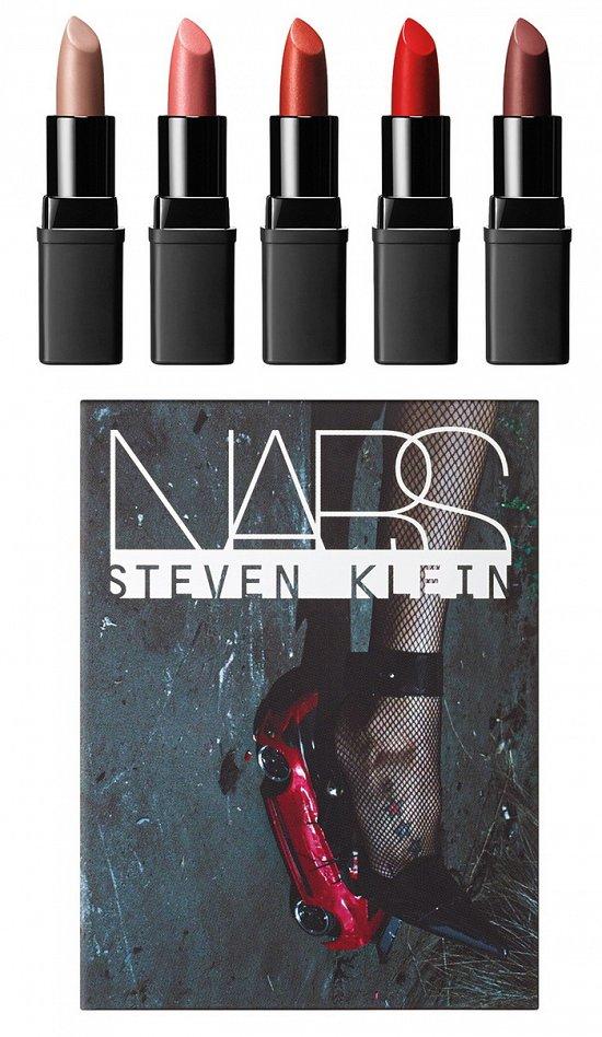 Рождественская коллекция макияжа Nars Steven Klein фото №14