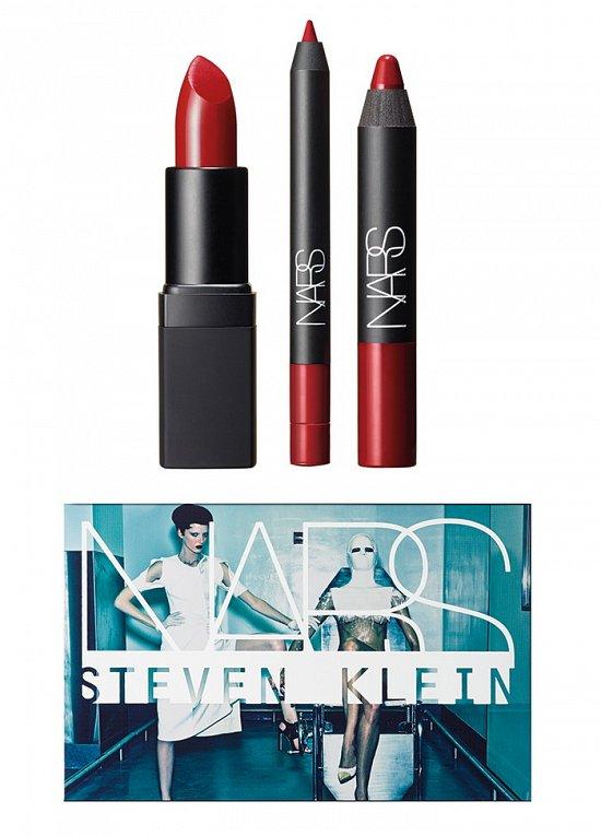 Рождественская коллекция макияжа Nars Steven Klein фото №11
