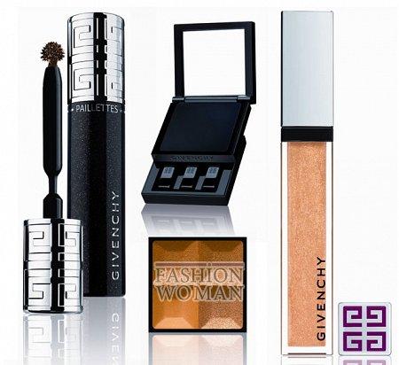 Рождественская коллекция макияжа - Nuit Celeste от Givenchy фото №7