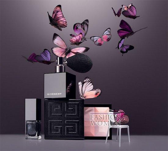 Рождественская коллекция макияжа от Givenchy  фото №8