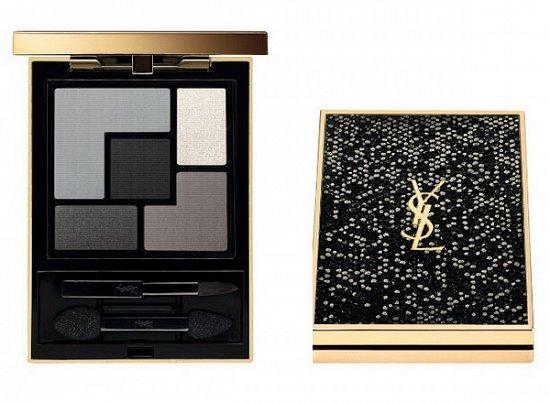 Рождественская коллекция макияжа Yves Saint Laurent Wildly Gold Holiday 2014  фото №2