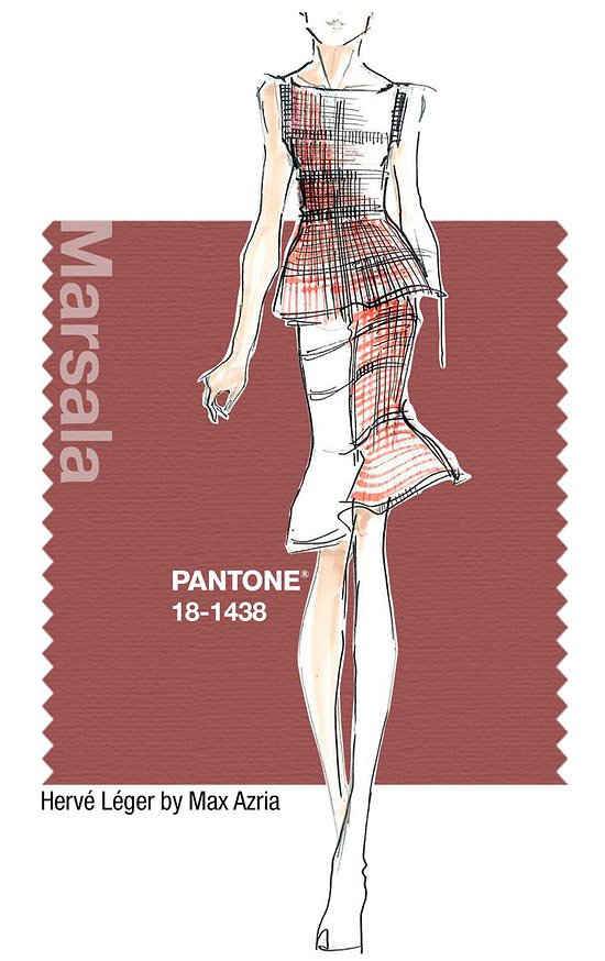 Самый модный цвет 2015 года по версии Pantone фото №5