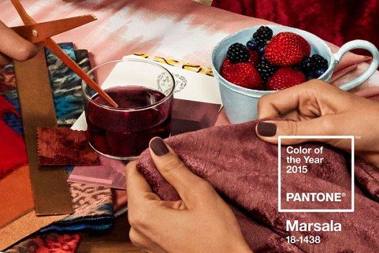 Самый модный цвет 2015 года по версии Pantone фото №2