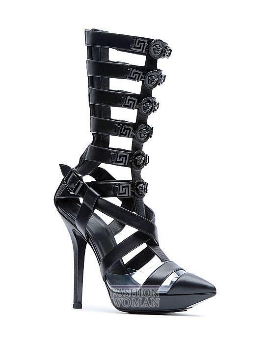 обувь Версаче 2013