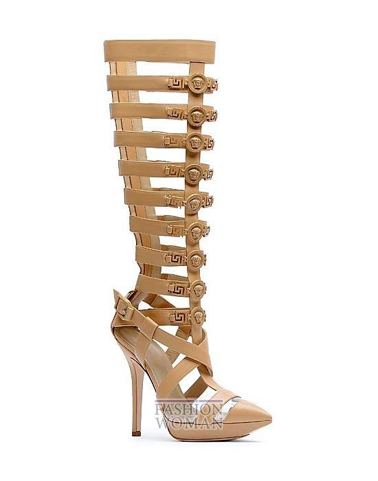 модная обувь на каблуке