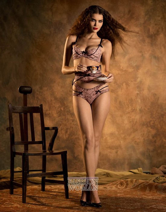 Сексуальное нижнее белье от Agent Provocateur. Фото. фото №32