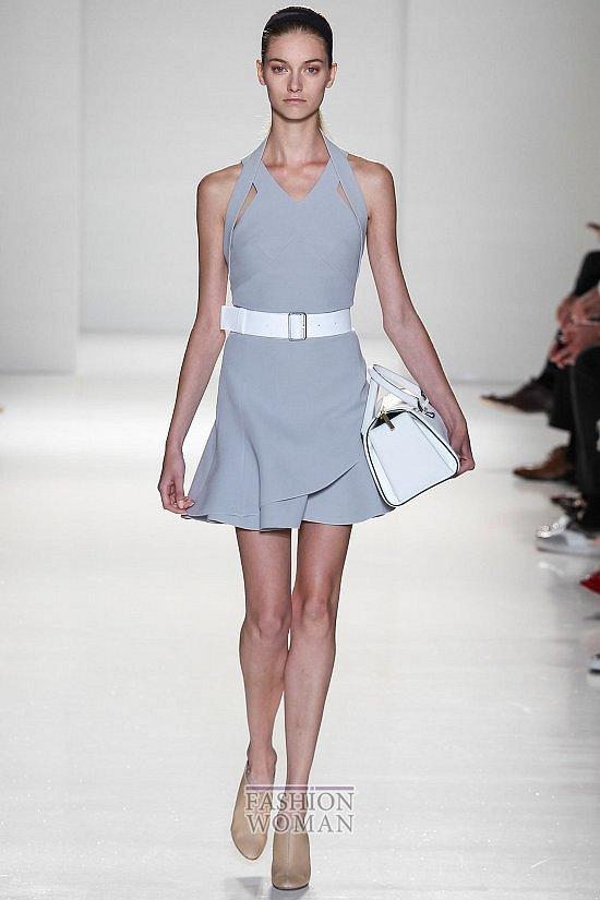 Серое платье. С чем носить? фото №12