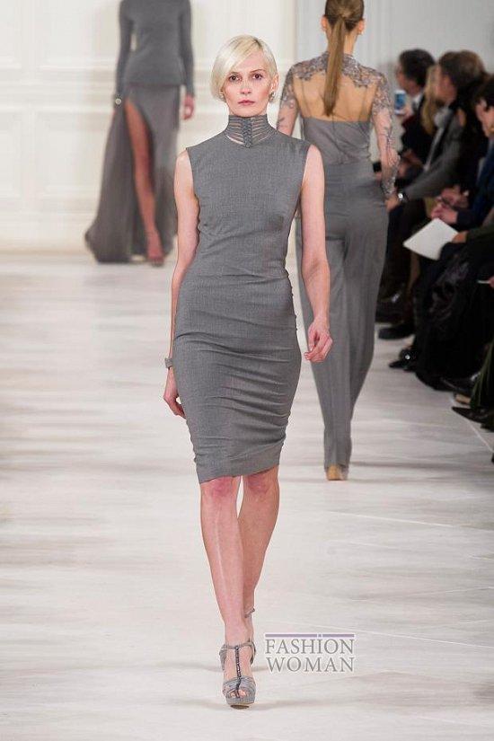 Серое платье. С чем носить? фото №6