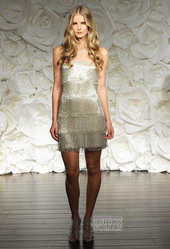 Серое платье. С чем носить? фото №22