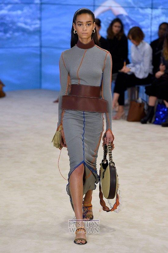 Серое платье. С чем носить? фото №3