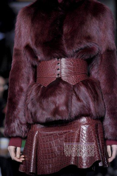 Широкий пояс - модный хит осень-зима 2012-2013 фото №10