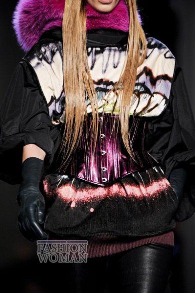 Широкий пояс - модный хит осень-зима 2012-2013 фото №16