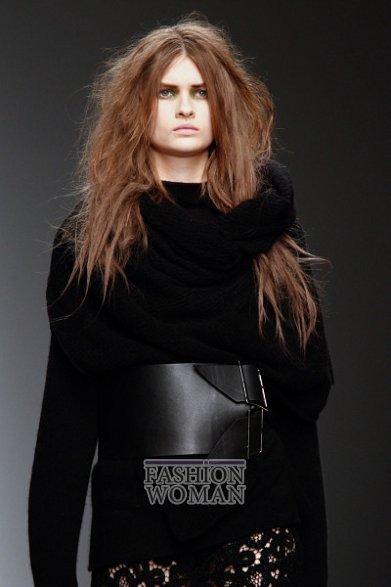Широкий пояс - модный хит осень-зима 2012-2013 фото №18