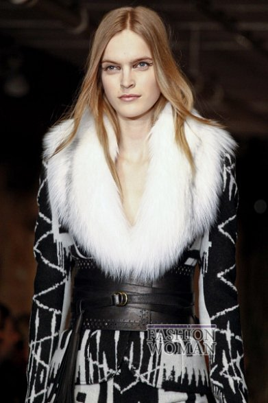 Широкий пояс - модный хит осень-зима 2012-2013 фото №3