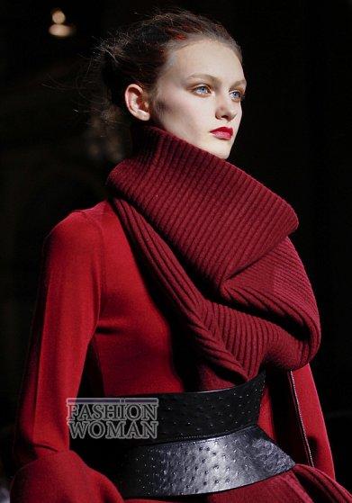 Широкий пояс - модный хит осень-зима 2012-2013 фото №4