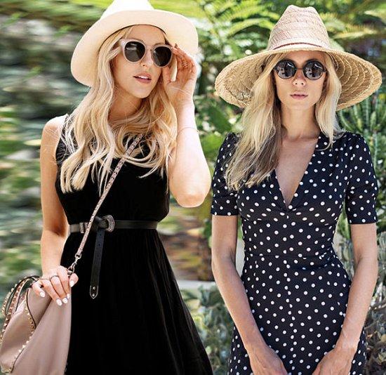 Шляпа - изюминка летнего образа фото №9