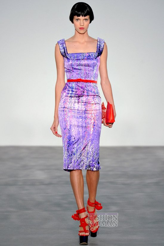 Сиреневый - самый модный цвет 2014 года фото №6